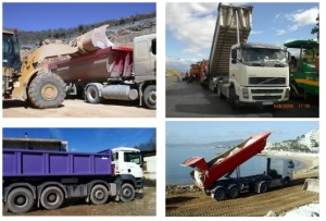 camion sud beton