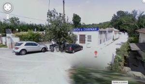 googlemaps vue cagnes sud beton